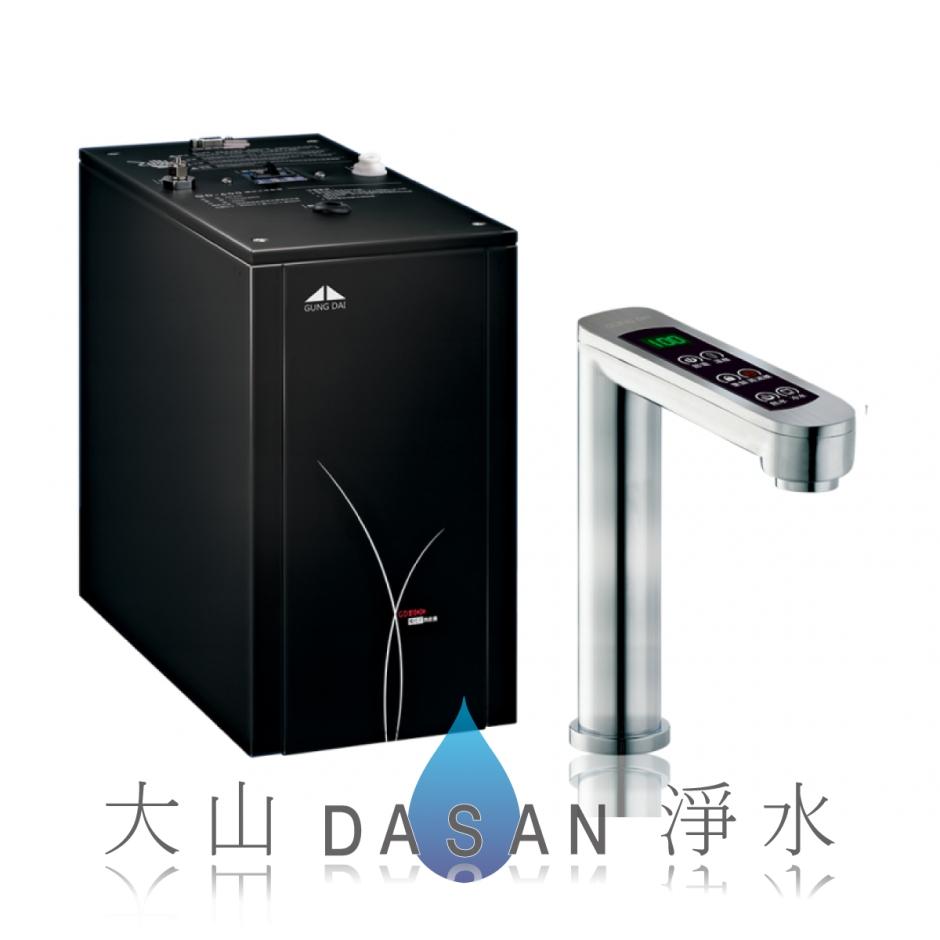 大山淨水Gung-DaiGD-600加熱器