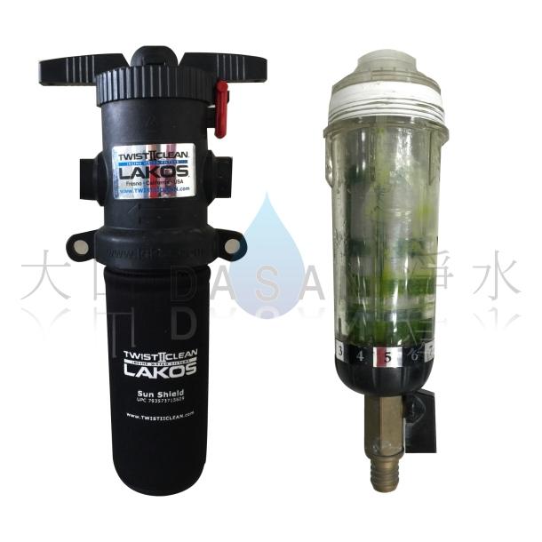 大山淨水水樂SelectoT2C-管道保護器轉速清4