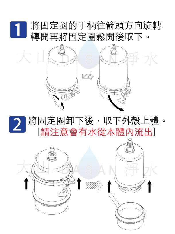 磨水4-濾芯解說圖h